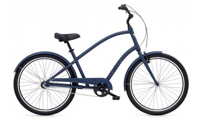 Велосипед Electra Townie Original 3i Men's Midnight blue
