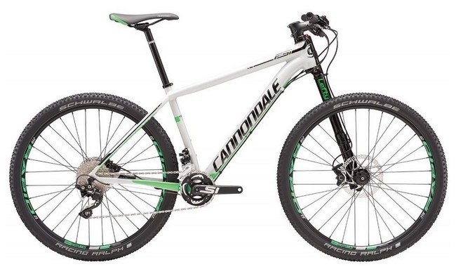 Велосипед Cannondale F-Si 1