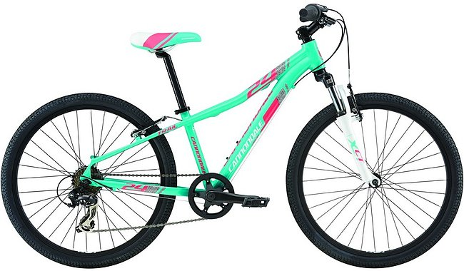 Велосипед Cannondale Trail 24 Girls