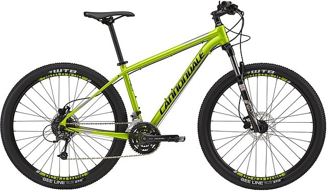Велосипед Cannondale Trail 4