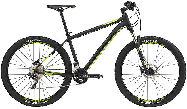 Велосипед Cannondale Trail 2