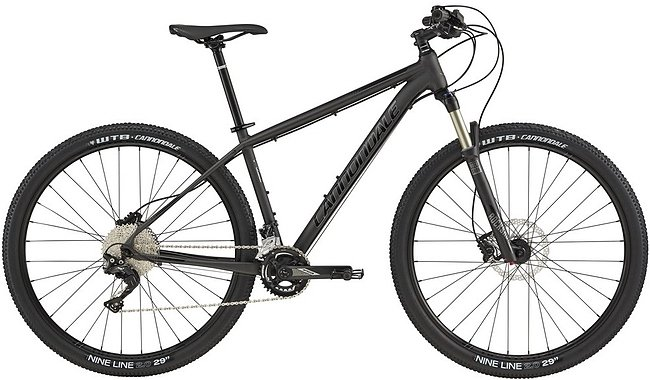 Велосипед Cannondale Trail 1