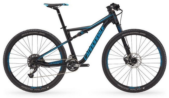 Велосипед Cannondale Scalpel-Si 5