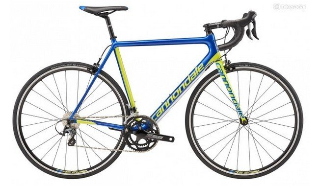Велосипед Cannondale SuperSix EVO Tiagra