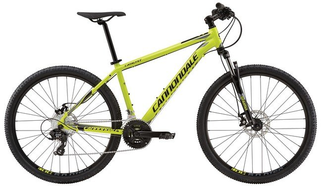 Велосипед Cannondale Catalyst 3