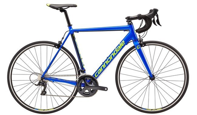 Велосипед Cannondale CAAD Optimo Sora