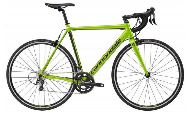 Велосипед Cannondale CAAD Optimo Claris
