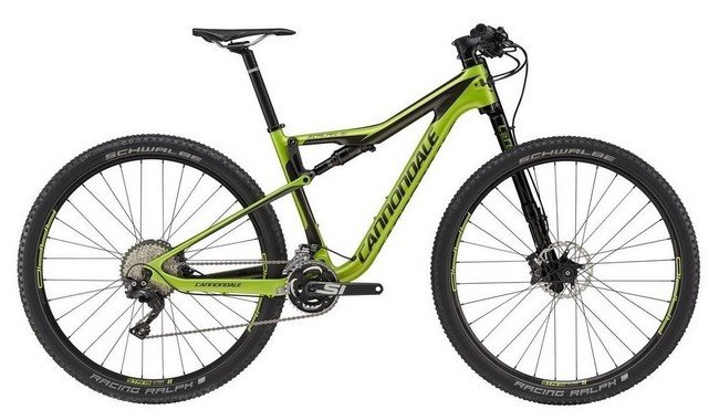 Велосипед Cannondale Scalpel-Si Carbon 4