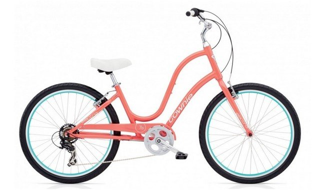 Велосипед Electra Townie Original 7D Ladies'