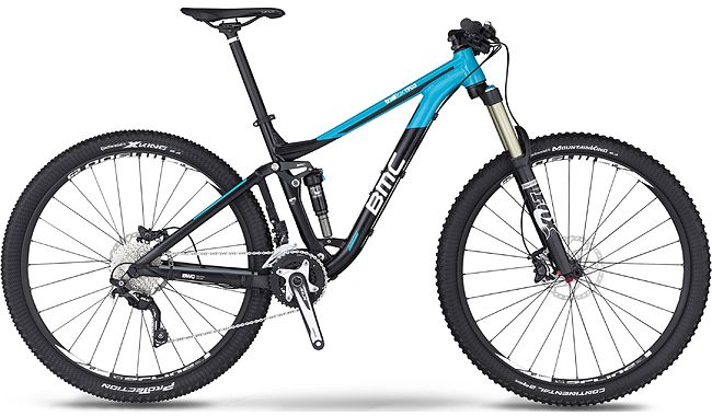 Велосипед BMC Trailfox TF 03 29 SLX