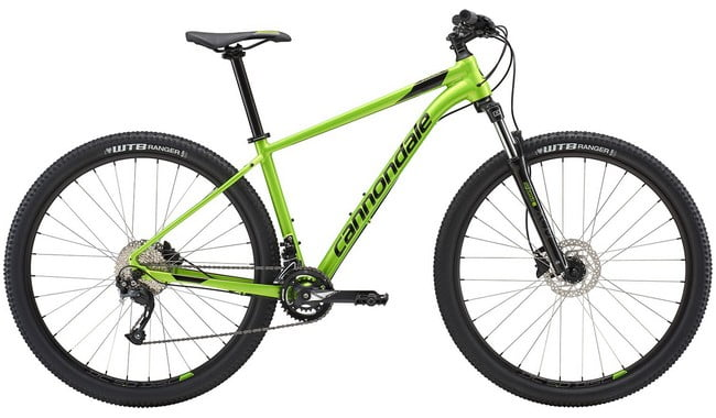 Велосипед Cannondale Trail 7 29""