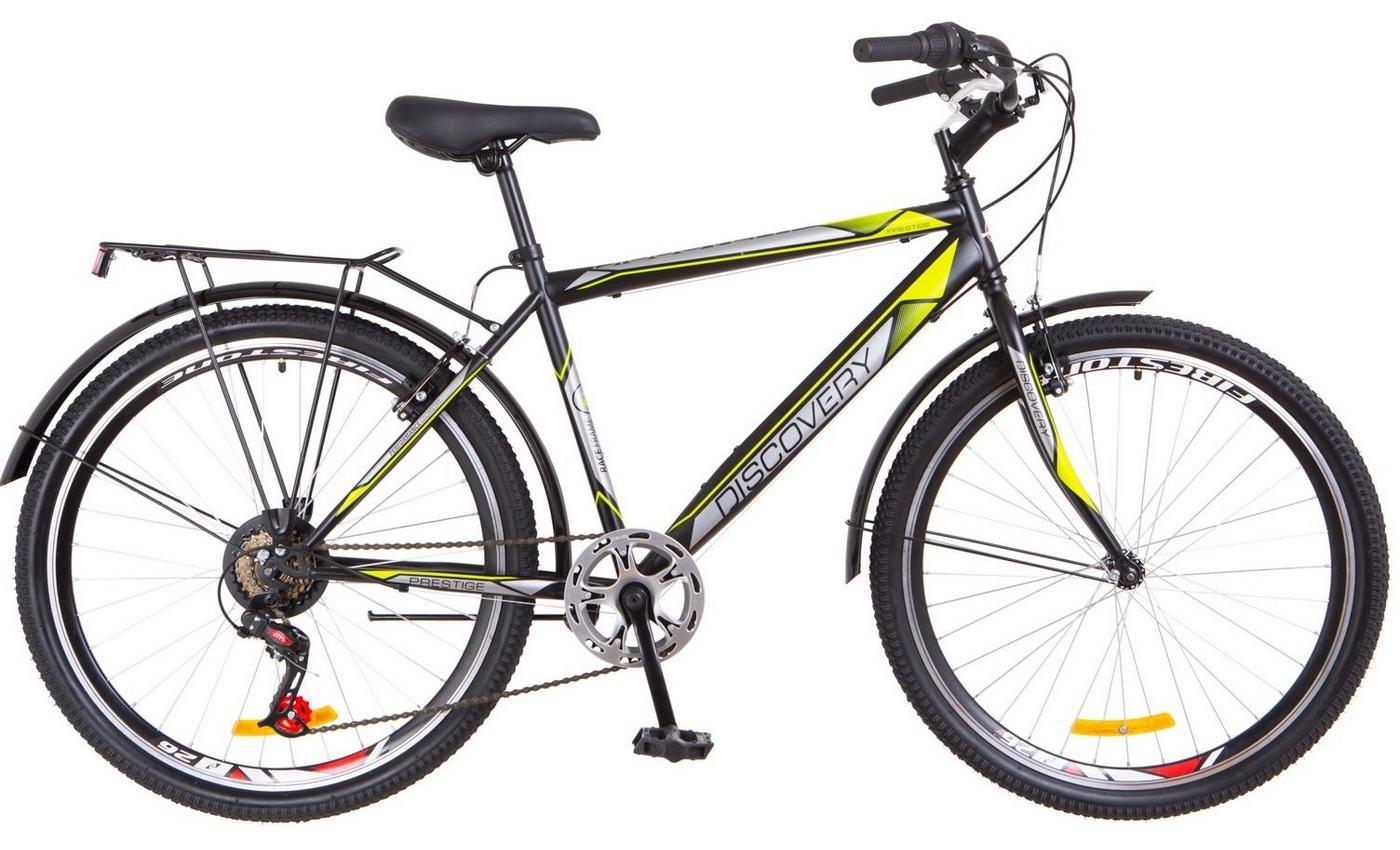 Велосипед Discovery Prestige Man