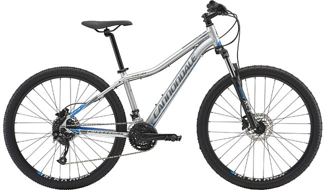 Велосипед Cannondale Foray 2