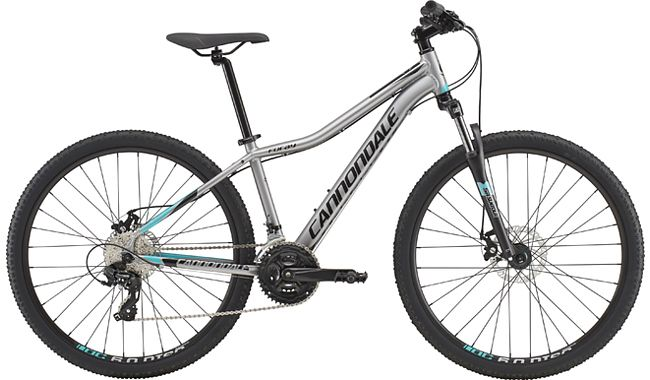 Велосипед Cannondale Foray 3