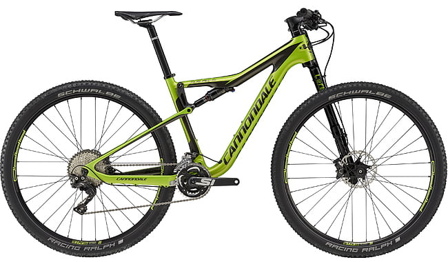 Велосипед Cannondale Scalpel Si Crb 4