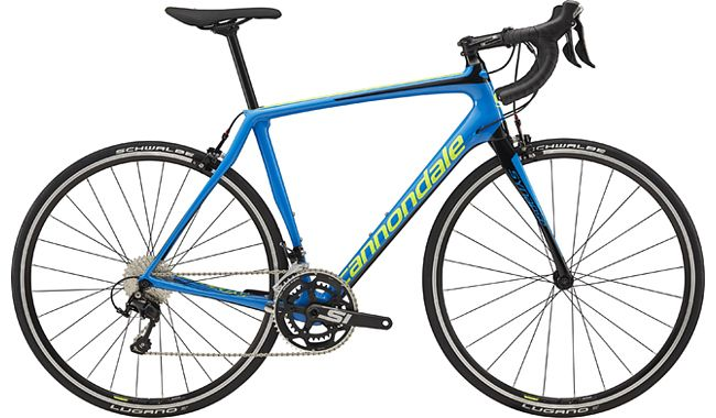 Велосипед Cannondale Synapse Crb 105