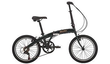фото складного велосипеда