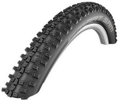 "Покрышка для МТБ, 26 х 2,1"" (54-559), до 4,0 атм., 100 кг, Schwalbe Smart Sam RaceGuard Performance"