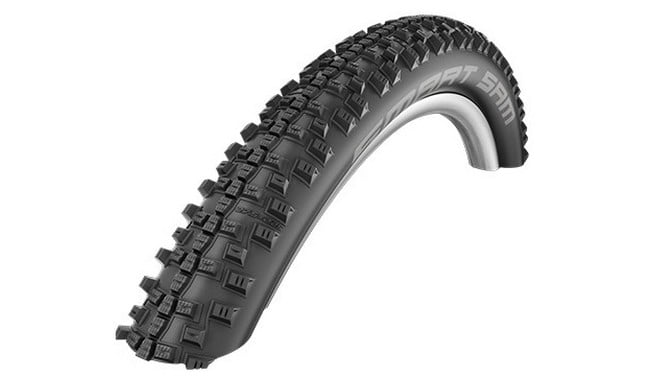 "Покрышка для МТБ, 26 х 2,1"" (54-559), до 4,0 атм., 100 кг, Schwalbe Smart Sam Folding Performance"