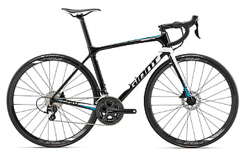 Велосипед Giant TCR Advanced 2 Disc