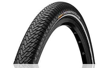 "Покрышка Continental Top Contact II Winter Premium Reflex 26"" x 1.90"
