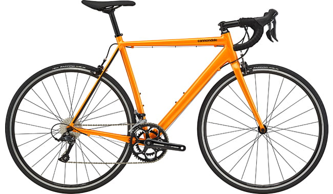 Велосипед Cannondale CAAD Optimo Sora - фото 1