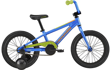 Велосипед Cannondale Kids Trail SingleSpeed 16""