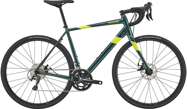 Велосипед Cannondale Synapse Tiagra - фото 1