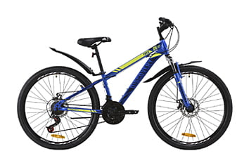 Велосипед Discovery Trek AM DD 26""