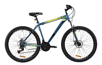 Велосипед Discovery Trek AM DD 27.5""
