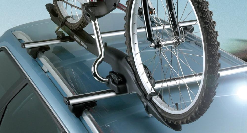 Как выбрать велокрепление на крышу