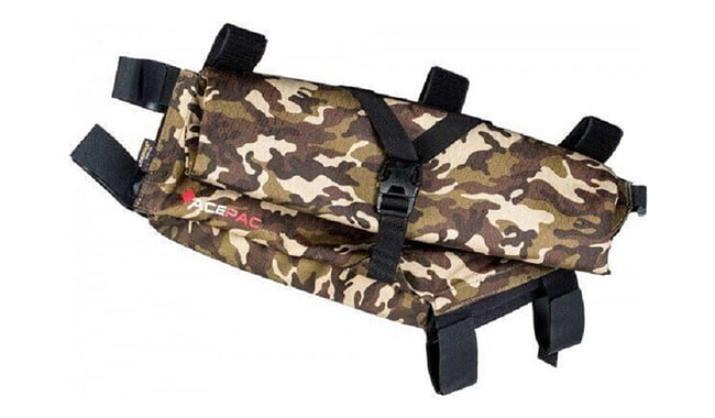 Сумка на раму Acepac Roll Frame Bag M - фото 2
