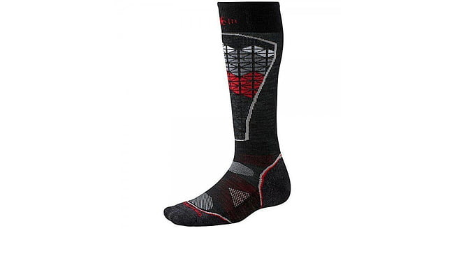 Носки Smartwool Men's PhD Ski Light Pattern - фото 1