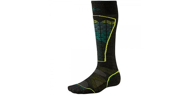 Носки Smartwool Men's PhD Ski Light Pattern - фото 4