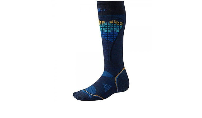 Носки Smartwool Men's PhD Ski Light Pattern - фото 5